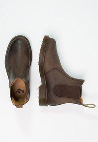 Dr. Martens - 2976 CHELSEA - Kotníkové boty - gaucho - 1