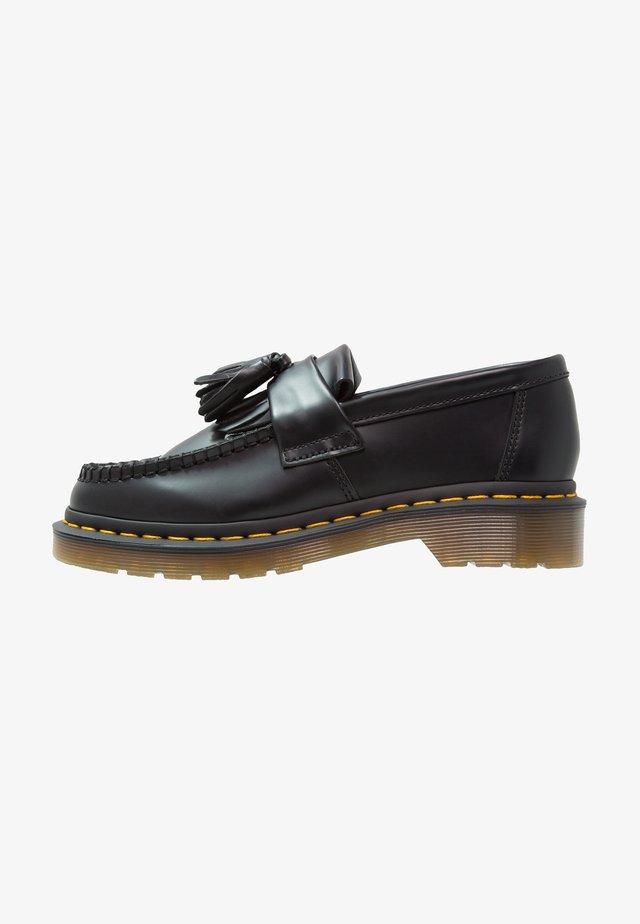 ADRIAN - Scarpe senza lacci - black