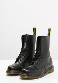 Dr. Martens - Originals 1490 - Lace-up ankle boots - black - 2