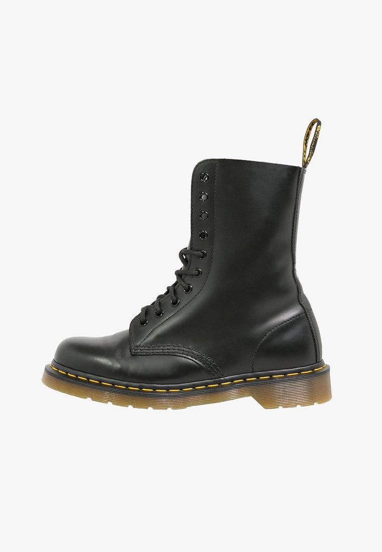 Dr. Martens - Originals 1490 - Lace-up ankle boots - black