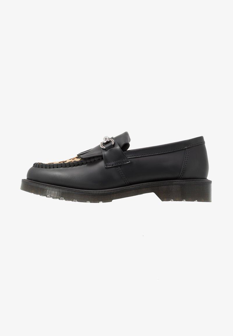 Dr. Martens - ADRIAN SNAFFLE - Nazouvací boty - black