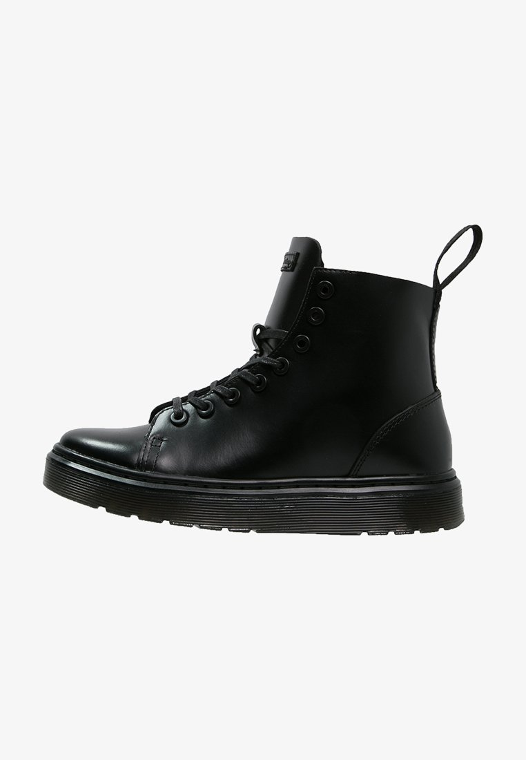 Dr. Martens - Lace-up ankle boots - black