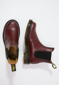 Dr. Martens - 2976  - Classic ankle boots - cherry red - 1