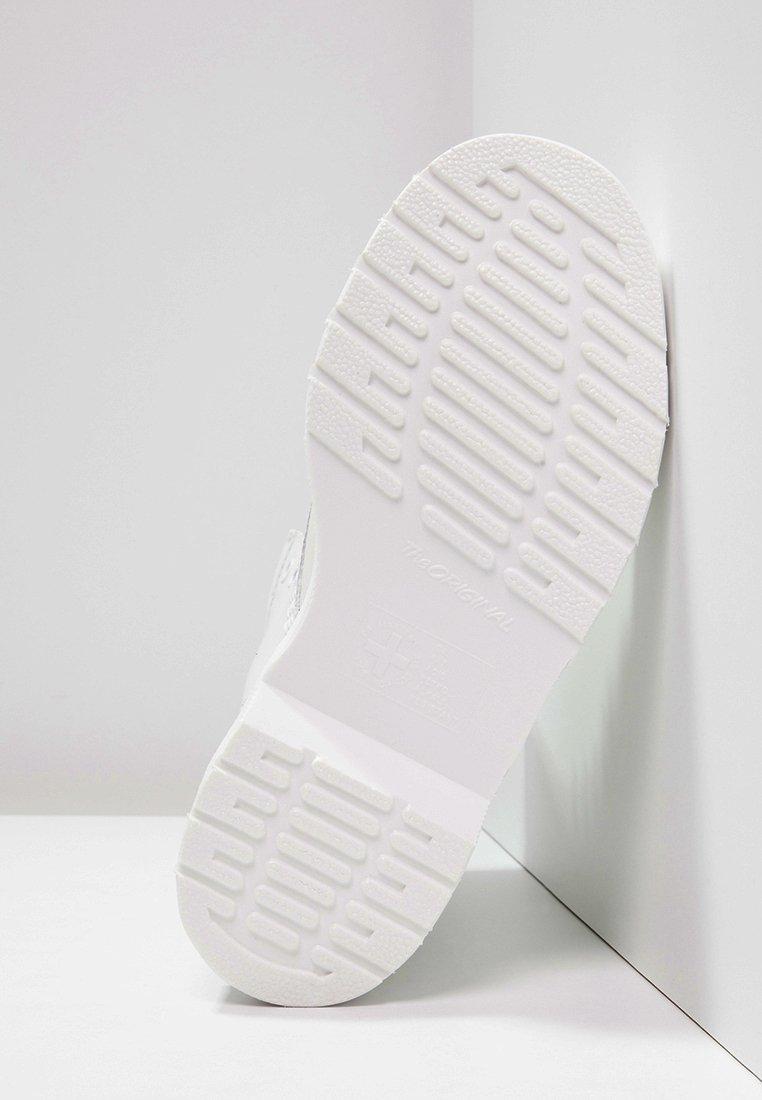 Dr. Martens 1460 MONO BOOT - Stivaletti stringati - white