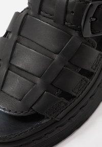 Dr. Martens - 8092 ARC - Sandals - black - 5
