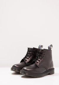 Dr. Martens - 101 BOOT - Snørestøvletter - black - 2