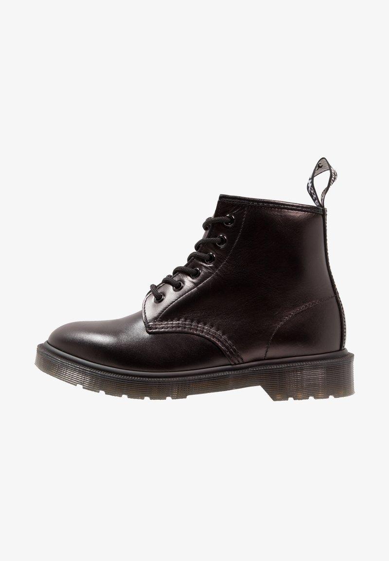 Dr. Martens - 101 BOOT - Snørestøvletter - black
