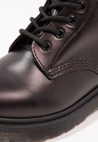 Dr. Martens - 101 BOOT - Snørestøvletter - black - 5