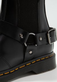 Dr. Martens - WINCOX CHELSEA BOOT - Classic ankle boots - black smooth - 5