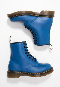 Dr. Martens - 1460 - Lace-up ankle boots - blue - 1