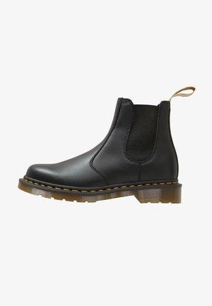 VEGAN - Korte laarzen - black