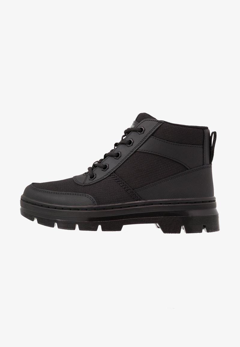 Dr. Martens - BONNY TECH MILITARY BOOT - Šněrovací kotníkové boty - black
