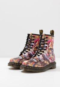 Dr. Martens - 1460 CBGB - Lace-up ankle boots - multicolor - 2