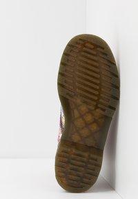Dr. Martens - 1460 CBGB - Lace-up ankle boots - multicolor - 4