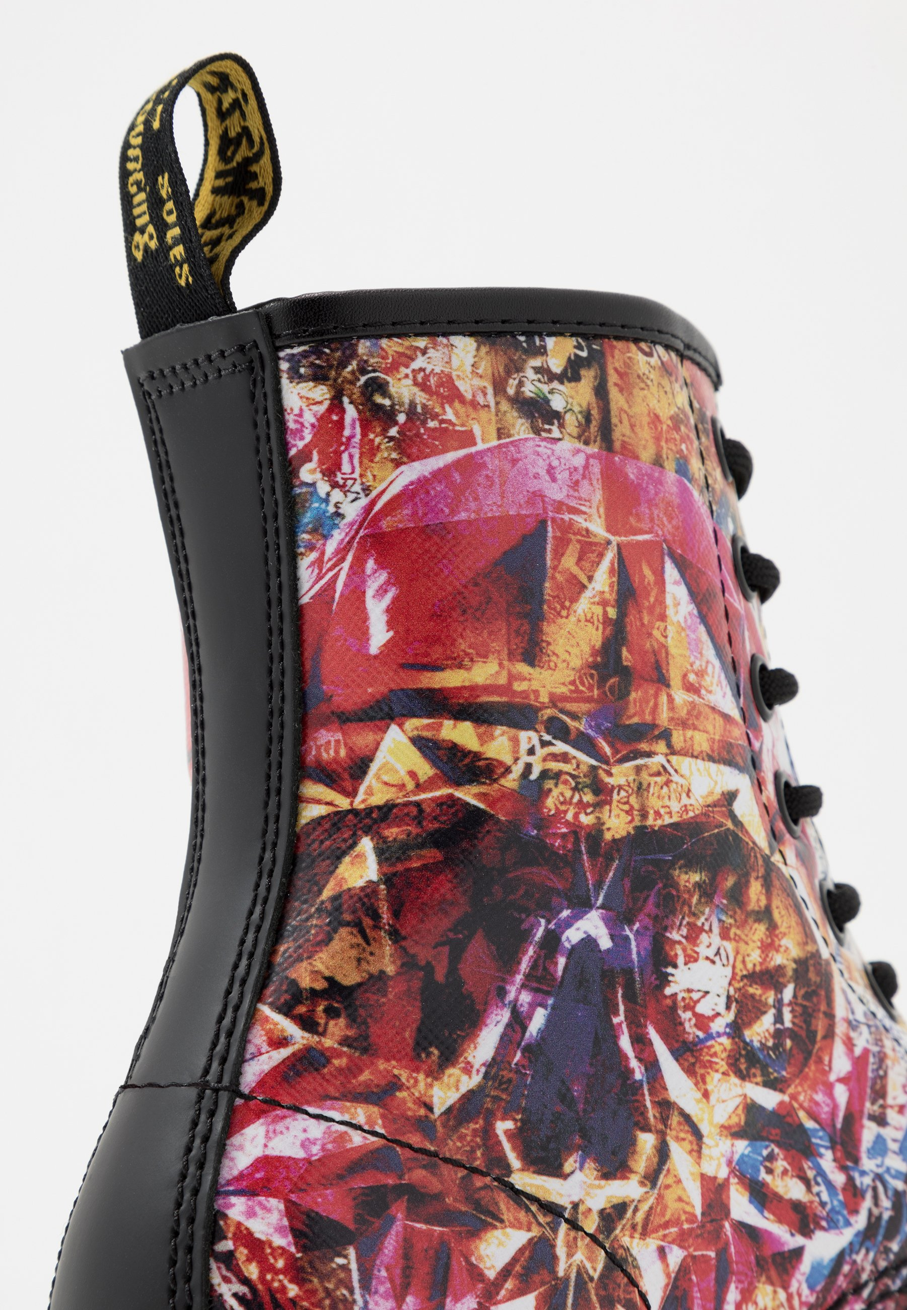 Dr. Martens 1460 Cbgb - Bottines À Lacets Multicolor