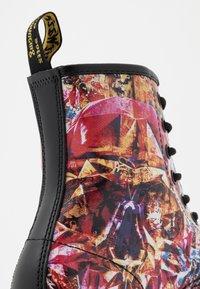 Dr. Martens - 1460 CBGB - Lace-up ankle boots - multicolor - 5