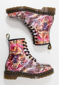 Dr. Martens - 1460 CBGB - Lace-up ankle boots - multicolor - 1