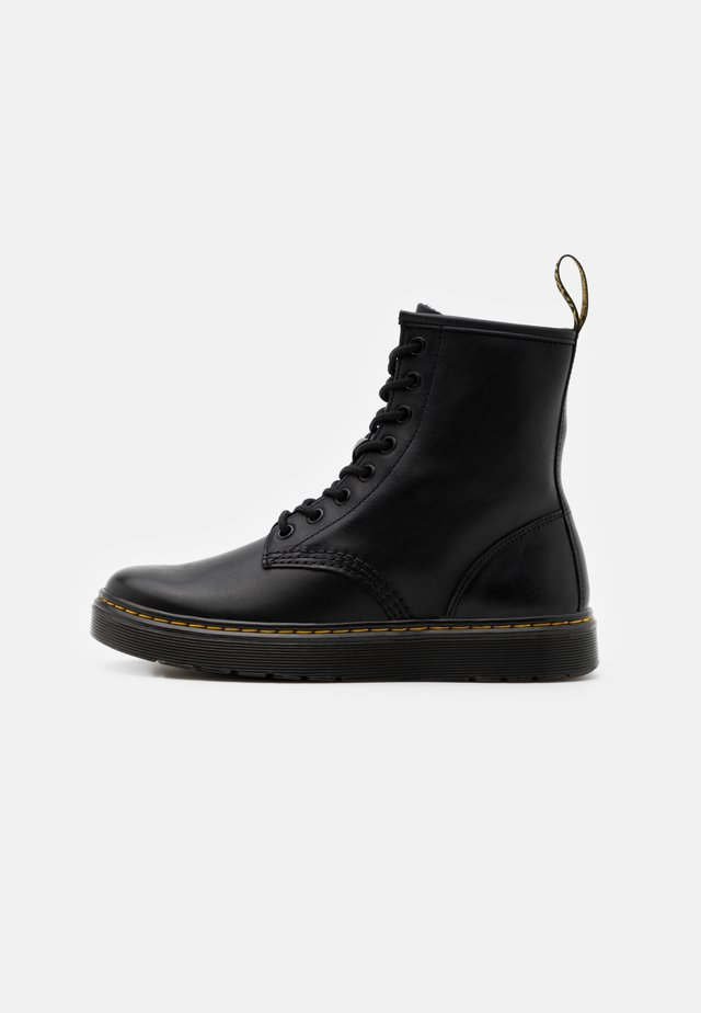 THURSTON LUSSO - Lace-up ankle boots - black
