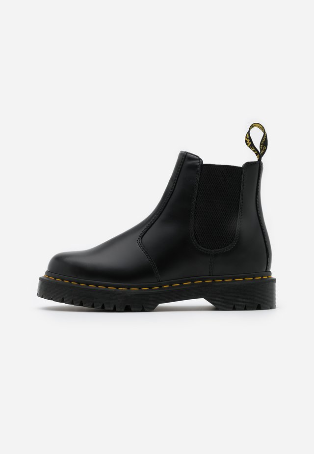 2976 BEX - Classic ankle boots - black smooth