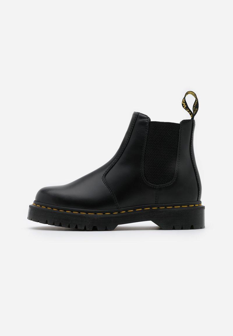 Dr. Martens - 2976 BEX - Kotníkové boty - black smooth