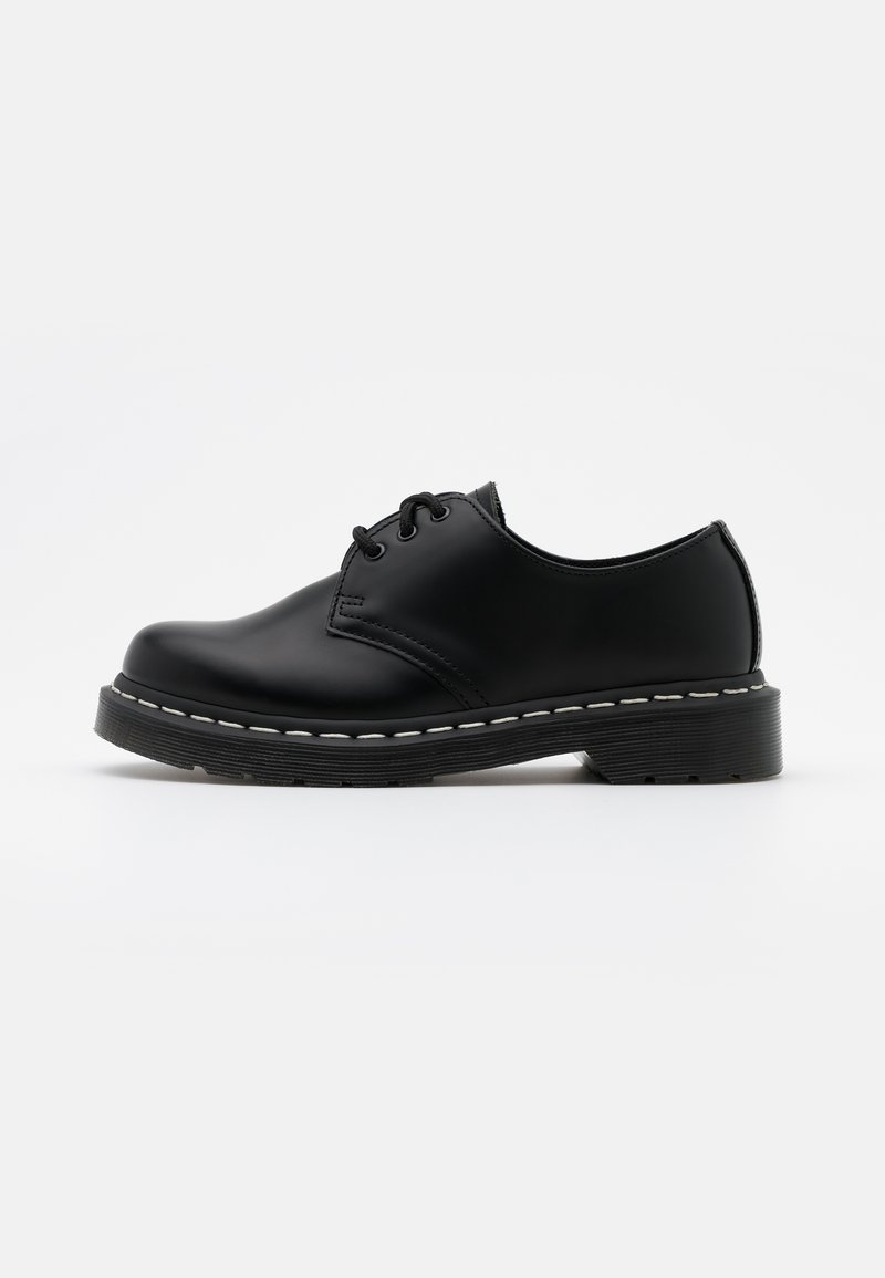 Dr. Martens - 1461 - Casual lace-ups - black smooth