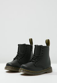 Dr. Martens - 1460 T Softy - Lace-up ankle boots - schwarz - 2