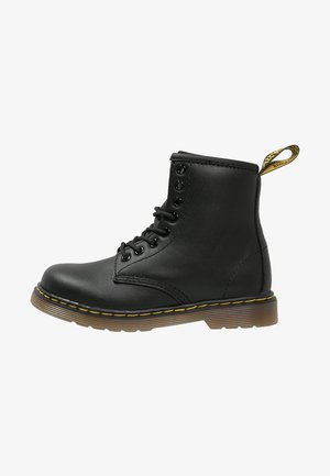 DELANEY SOFTY - Lace-up ankle boots - black