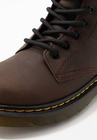 Dr. Martens - 1460 Serena J Republic Wp - Lace-up ankle boots - dark brown - 2