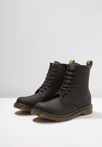 Dr. Martens - 1460 Serena J Republic Wp - Lace-up ankle boots - black mohawk - 3