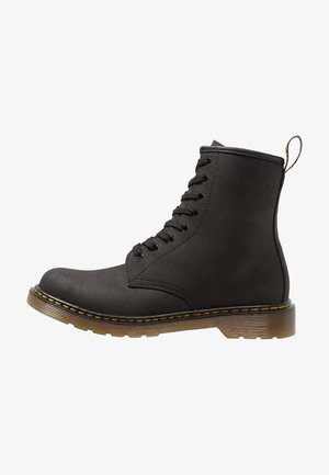 1460 SERENA - Lace-up ankle boots - black mohawk