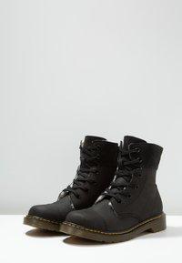 Dr. Martens - AIMILITA - Lace-up ankle boots - black - 2