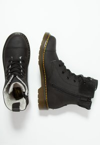 Dr. Martens - AIMILITA - Lace-up ankle boots - black - 1