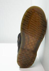 Dr. Martens - AIMILITA - Lace-up ankle boots - black - 4