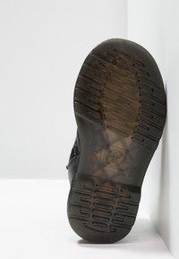 Dr. Martens - 1460 PASCAL MONO - Lace-up ankle boots - black - 5