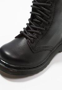 Dr. Martens - 1460 PASCAL MONO - Lace-up ankle boots - black - 2