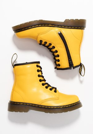 1460 J Romario - Lace-up ankle boots - yellow romario