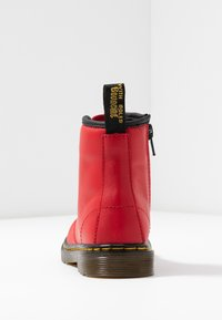 Dr. Martens - 1460 J Romario - Lace-up ankle boots - satchel red romario - 4