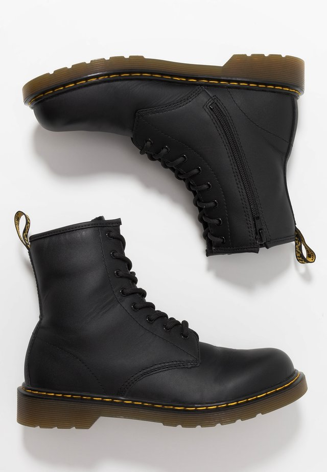 1460 Y SOFTY - Botines - black