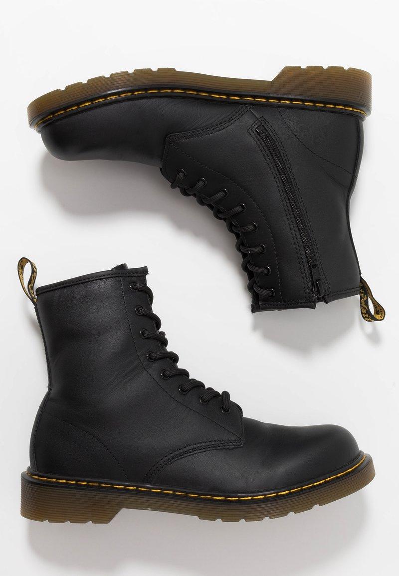 Dr. Martens - 1460 8-EYE BOOT YOUTH - Korte laarzen - black