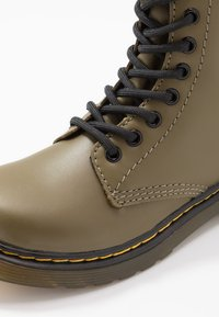 Dr. Martens - 1460 8-EYE BOOT - Lace-up ankle boots - olive - 2