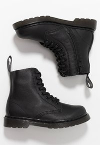 Dr. Martens - 1460 PASCAL MONO JUNIOR - Nilkkurit - black - 0