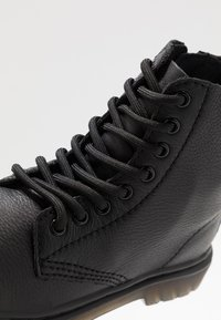 Dr. Martens - 1460 PASCAL MONO JUNIOR - Nilkkurit - black - 2