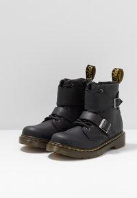 Dr. Martens - 1460 JOSKA - Cowboy/biker ankle boot - black - 3