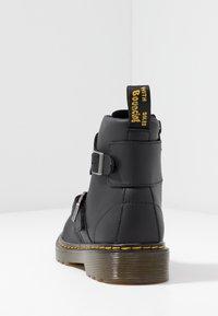 Dr. Martens - 1460 JOSKA - Cowboy/biker ankle boot - black - 4
