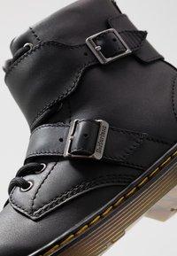 Dr. Martens - 1460 JOSKA - Cowboy/biker ankle boot - black - 2