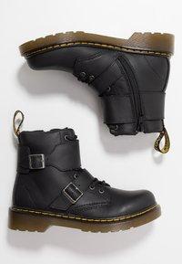 Dr. Martens - 1460 JOSKA - Cowboy/biker ankle boot - black - 0