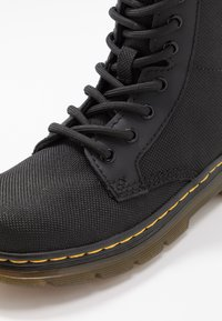 Dr. Martens - COMBS - Lace-up ankle boots - black - 2