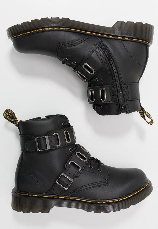 QUYNN  - Veterboots - black romario