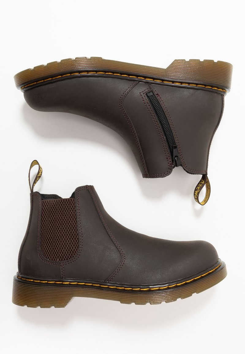 Dr. Martens - 2976 CHELSEA - Classic ankle boots - brown