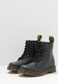 Dr. Martens - 1460 - Lace-up ankle boots - navy romario - 3